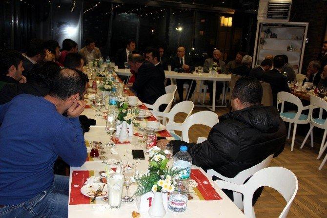 AK Parti İl Başkanı Özden: