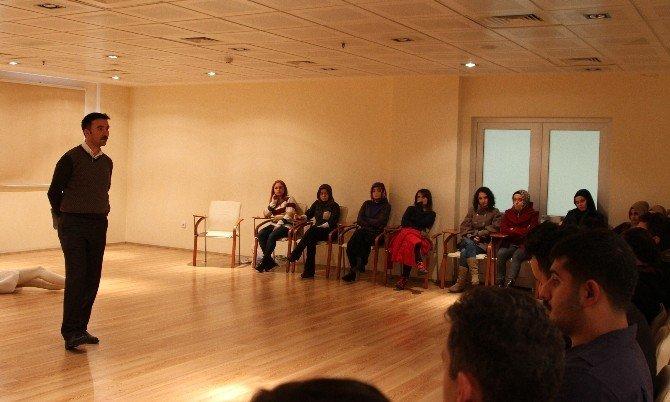 Rize'de 112 Personellerine 'Adli Vakalara Yaklaşım' Eğitimi