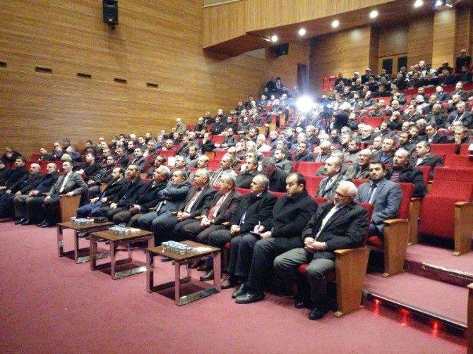 Sakarya Müftülüğü'nün Yeni Dönem Konferansları Başladı
