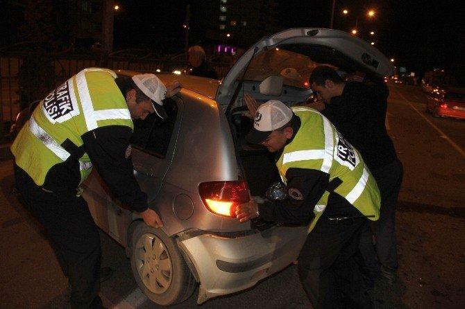Samsun'da Zincirleme Trafik Kazası: 4 Yaralı