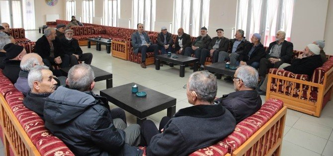 """Başkan Altay: """"Başarımızın Sırrı Hemşehrilerimizle Güçlü İlişkilerimiz"""""""