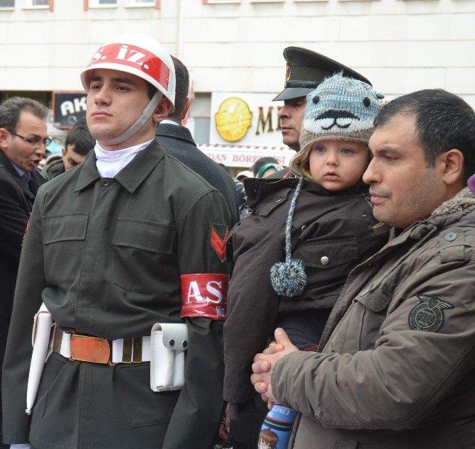 Afyonkarahisar Şehidini 20 Bin Kişiyle Uğurladı