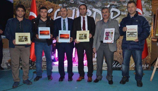 Kaymakam Erkan Tatvan'ı Ve Tatvanname Kitaplarını Tanıttı