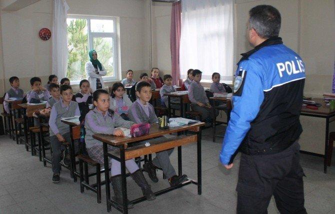 Öğrencilere Yönelik, Güvenli İnternet Kullanımı Semineri Verildi