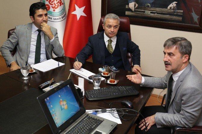 Turizm Değerleri Komisyonu İlk Toplantısını Yaptı