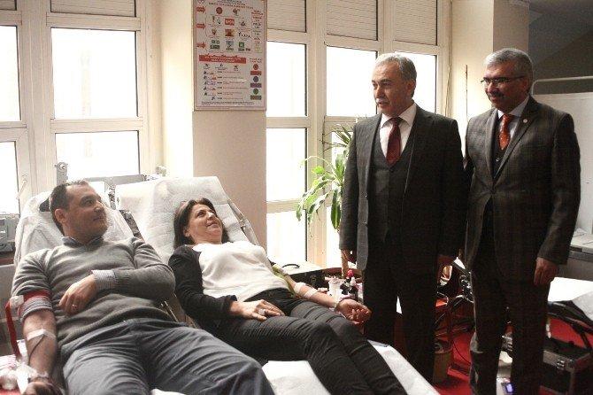 Türk Kızılayı Adana Şubesi'nin Hedefi 200 Bin Ünite Kan