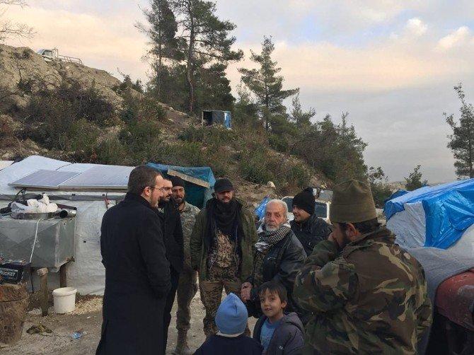 """Tküugd: """"Türkmendağı Unutuldu"""""""