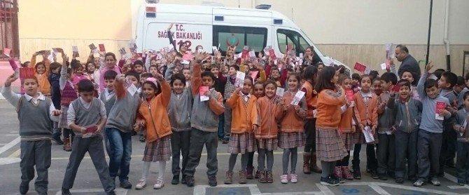 Gaziantep'te 'Yaşama Yol Ver' Projesi Hayata Geçirildi