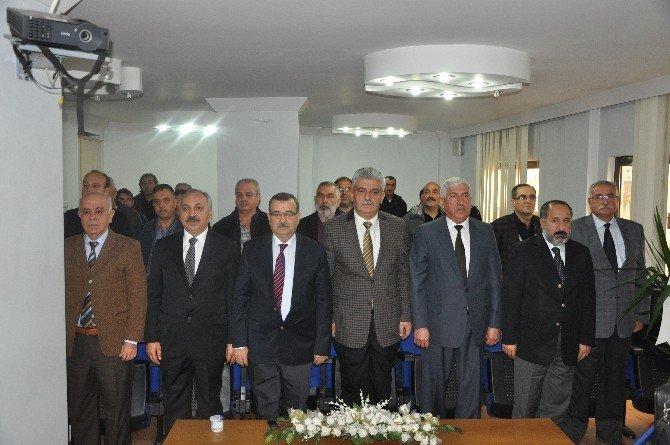 Yenişehir Ekk'da Levent Gizli Güven Tazeledi
