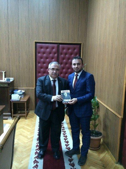 Erbakan Vakfı Bilecik Şubesi'nden Vali Nayir'a Ziyaret