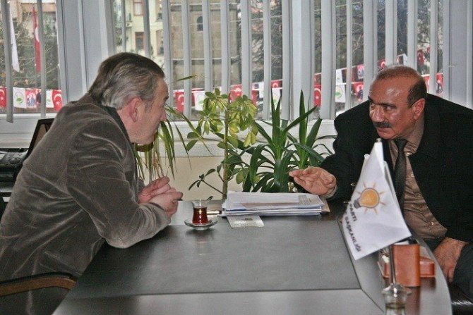 CHP'den AK Parti'ye İadeyi Ziyaret