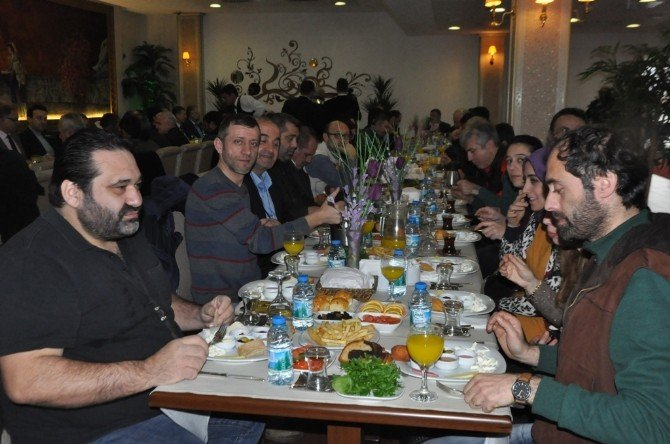Sakarya'da 10 Ocak Çalışan Gazeteciler Günü Kutlandı