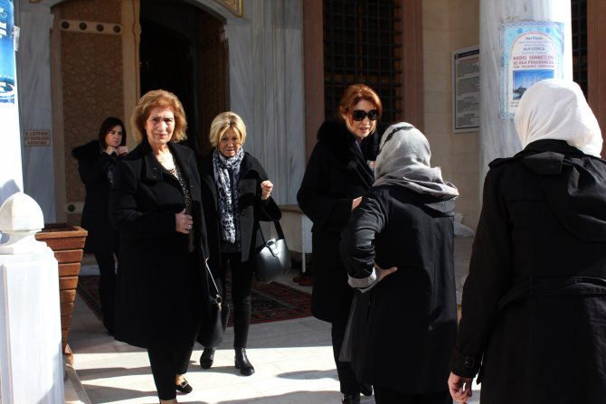 Özdemir Sabancı'ya vefatının 20. yılında mevlit okutuldu