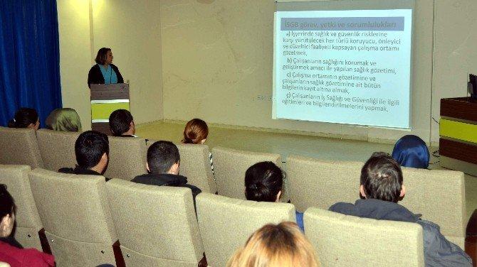 ADÜ Hastanesinde Genel Uyum Eğitimi Gerçekleşti