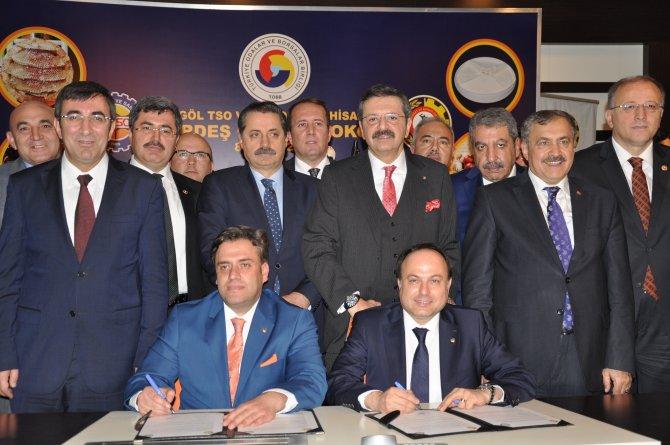Afyonkarahisar ile Bingöl odaları arasında kardeşlik protokolü imzalandı