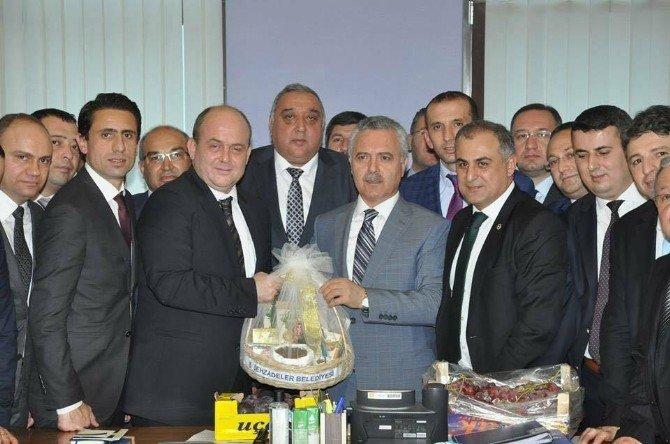 Ankara'dan Müjdeyle Döndüler