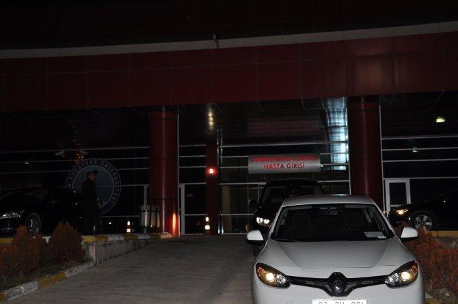 AK Parti'li 4 milletvekili Afyon kampına giderken kaza yaptı