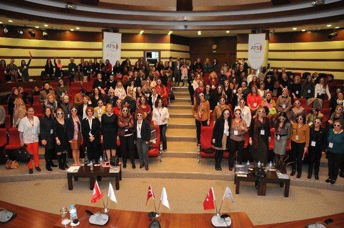 """Kadın Girişimcilerden """"Finansman Ve Danışmanlık"""" Desteği Programına Büyük İlgi"""