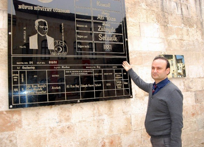 Gaziantep'te Küçük Dolmabahçe Sarayı