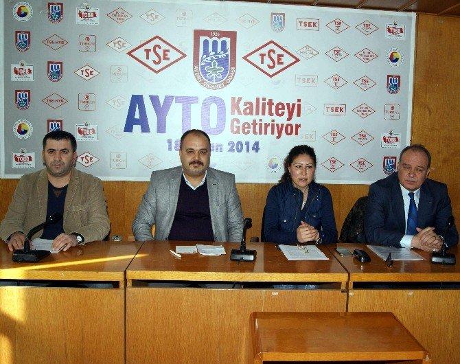 Ayto Ve Ayesob'a Bağlı Fotoğrafçılar Korsana Hayır Dedi