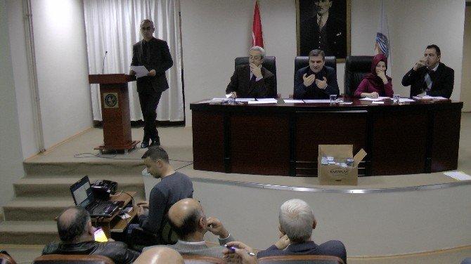 Akçakoca Belediyesi 2016 Yılı İlk Toplantısını Yaptı