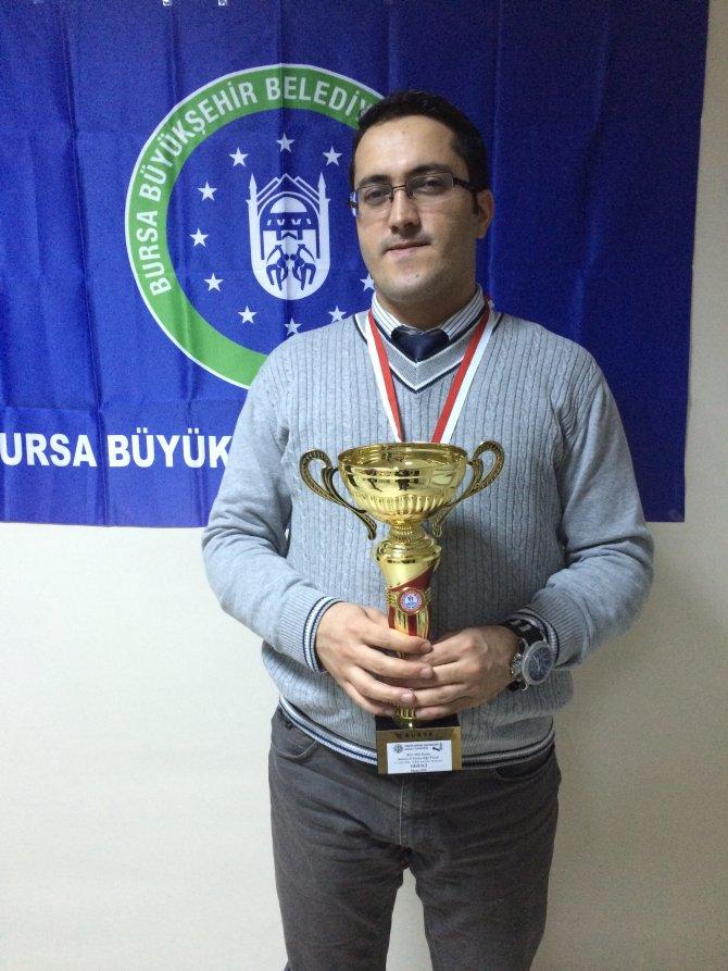 Satrancın şampiyonu; İlkay Koç
