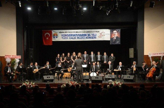 Büyükşehir'den Adana Türküleri Konseri