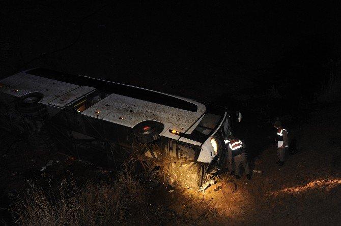 Çanakkale'de Feci Kaza: 4 Ölü, 30 Yaralı