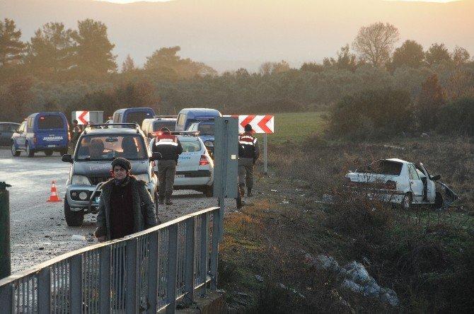 Mültecileri Taşıyan Otobüs Kazasında Ölü Sayısı 6'ya Yükseldi