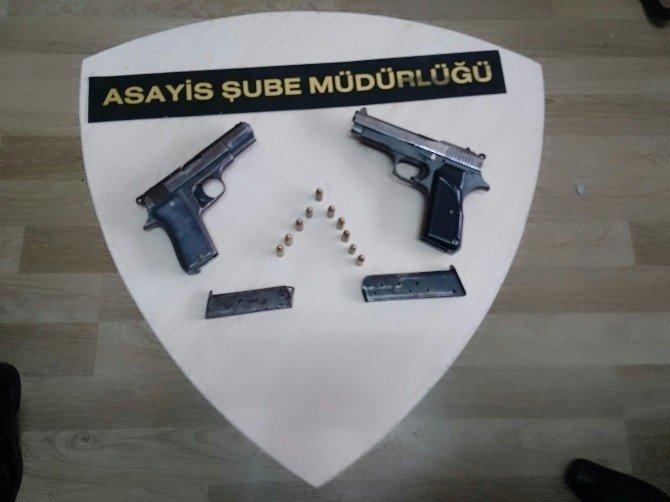 Muğla'daki Cezaevinden Firar Eden Zanlı Aydın'da Yakalandı