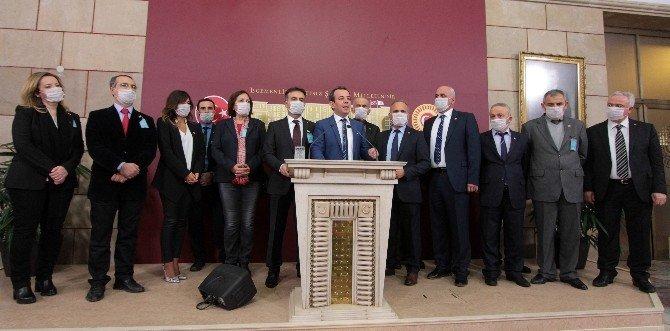 CHP Bolu Milletvekili Özcan'dan, Hava Kirliliği Uyarısı