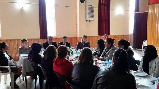 Didim'de Okul Aile Birliği Başkanları Bir Araya Geldi