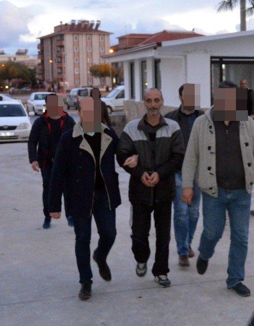 Didim'de Cephanelik Ev Operasyonunda Göz Altına 4 Kişiden 2'i Tutuklandı