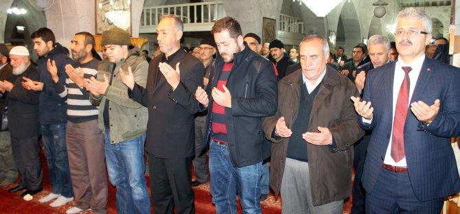Şehit polis Kenan Ardıç için mevlit okutuldu