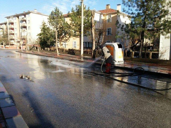 Edirne'de Su Taşkını Temizliği