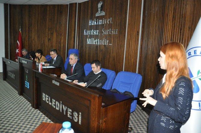 Edremit Belediye Meclisi yeni yılın ilk toplantısını yaptı