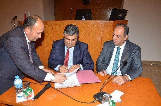 Ereğli Belediyesi Sosyal Denge Sözleşmesini İmzaladı