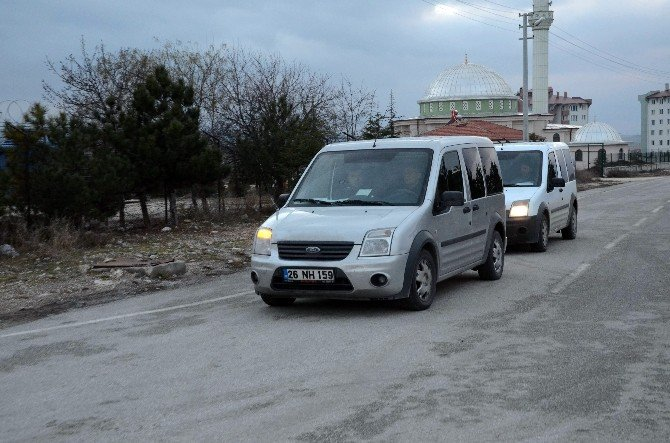 Eskişehir'de Hırsızlık Operasyonu