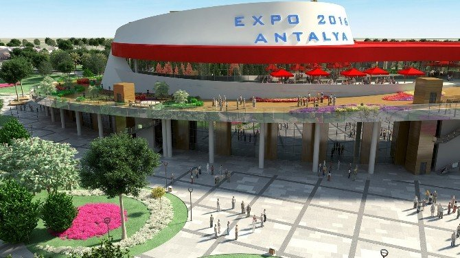 EXPO 2016 Kongre Merkezi, Bir İlke İmza Atıyor