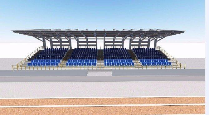 Ezine'ye FIFA Standartlarında Stad