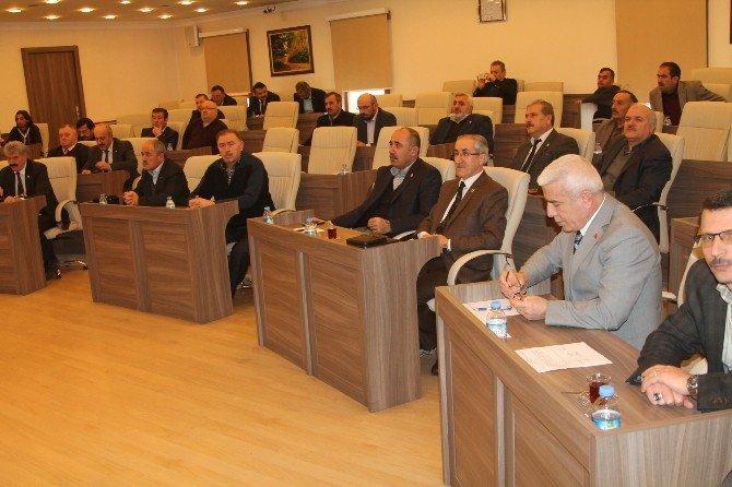 """İl Genel Meclisinde Gündem """"Hantal Bürokrasi"""""""