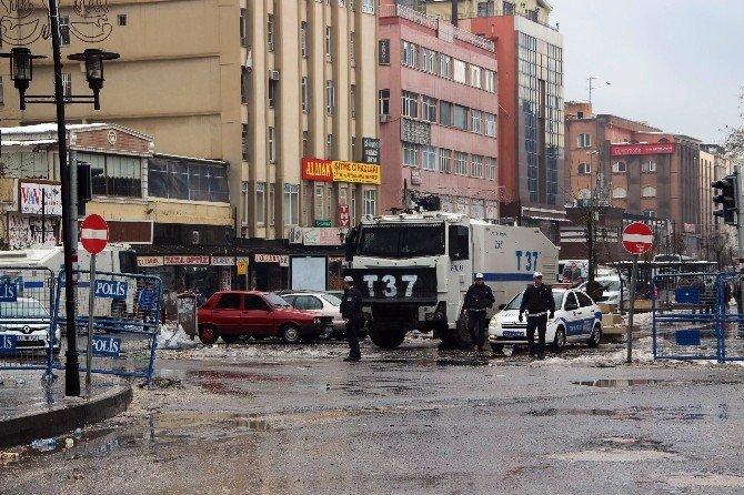 Sur'da Çatışmalar Şiddetlendi: 1 Şehit, 5 Yaralı