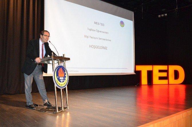 İngilizce Öğretmenleri Bilgi Paylaşım Semineri Başladı
