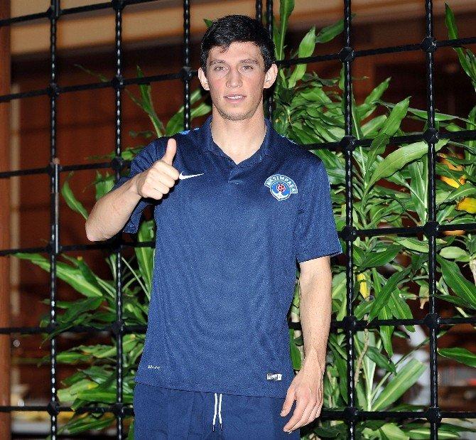 """Andre Castro: """"Umarım Euro 2016'da Olabilirim"""""""