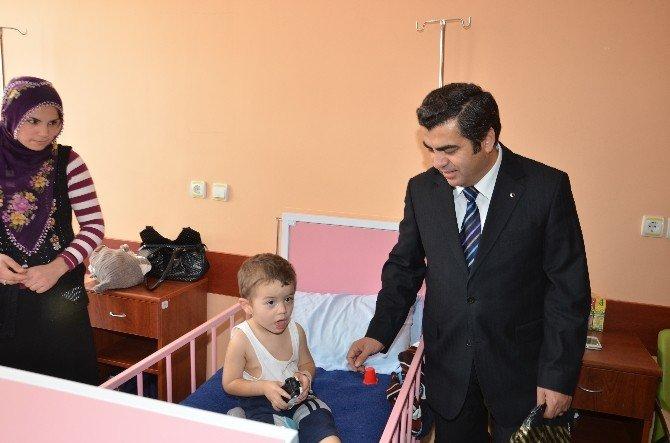Kayseri 2015'te 13 Sağlık Tesisi Kazandı