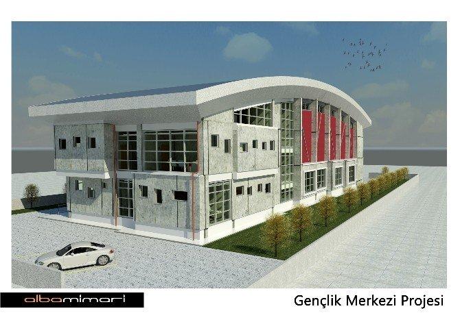 Kdz. Ereğli Gençlik Merkezi İnşaatı Başlıyor