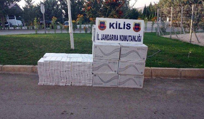 Kilis'te Kaçıkçılık Operasyonları