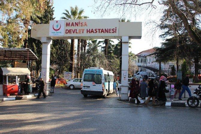 Manisa'da Bir Kadın Domuz Gribinden Öldü