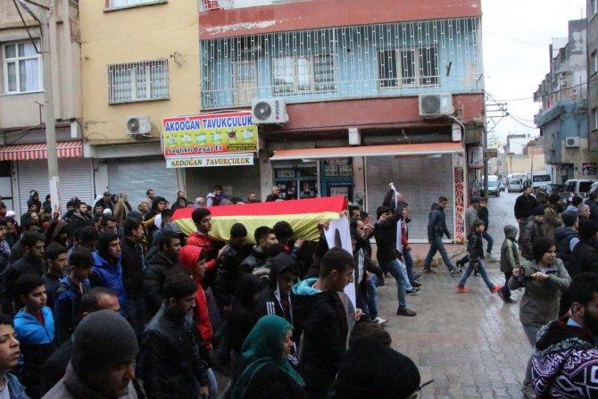 Nusaybin'de Kerem Akyürek toprağa verildi