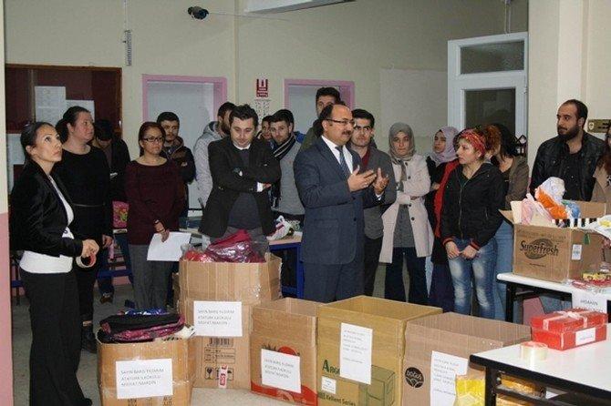 Bir Okulla Başlandı Üç Okula Ulaşıldı